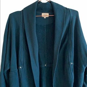 Wilfred Diderot Cocoon Cardigan Size Small